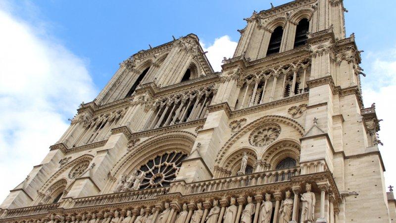 NOTRE DAME – #París Día 1