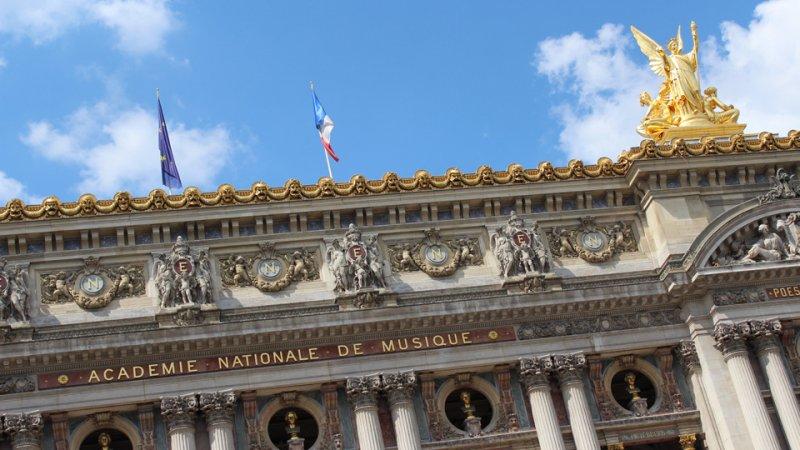 Museo de Louvre y Ópera Garnier – #París
