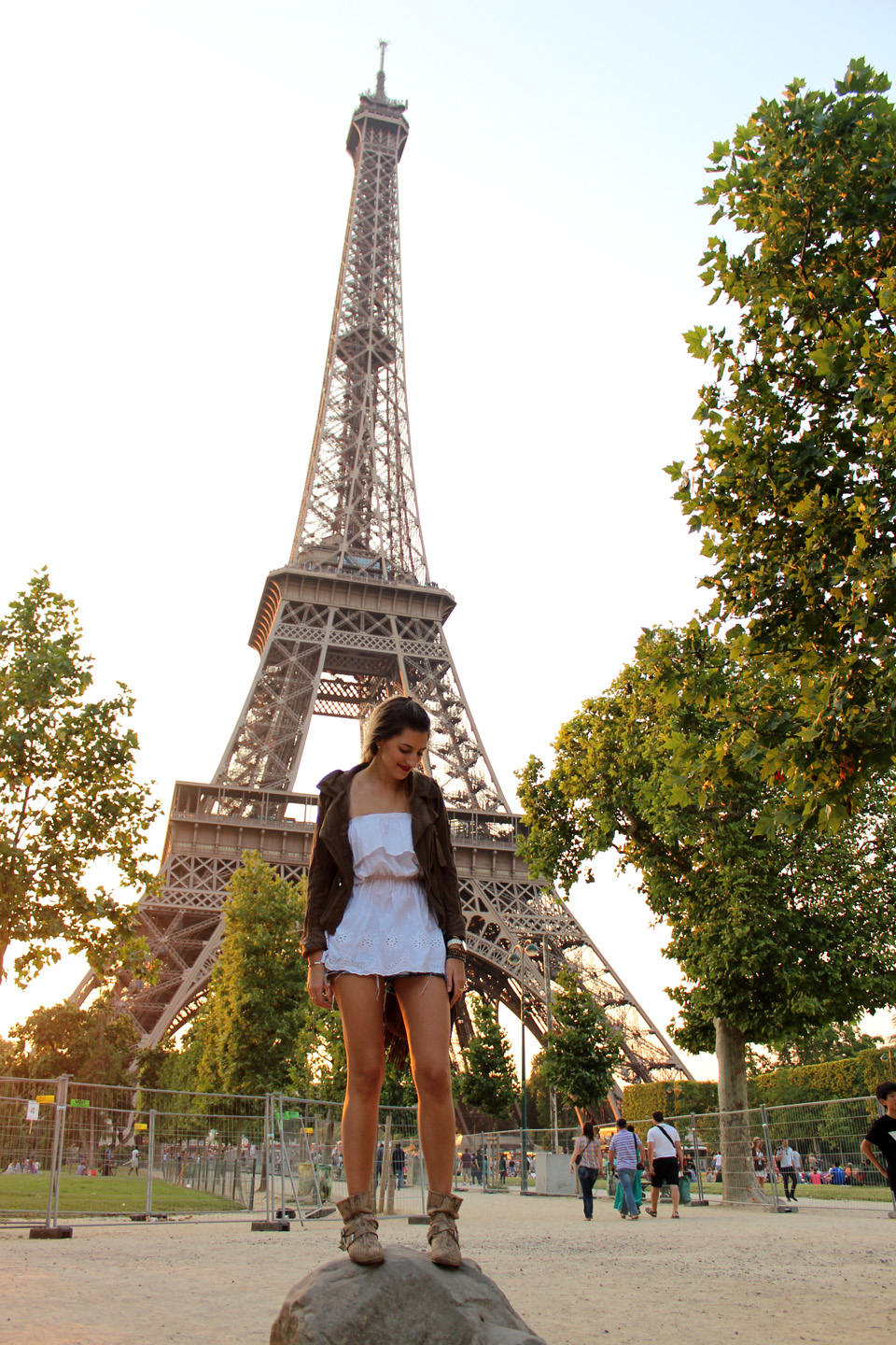 Get the look: «Tour Eiffel» – #París