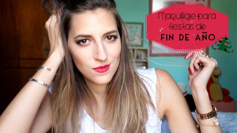 Maquillaje para fiestas de Fin de Año – I'm Karenina TV