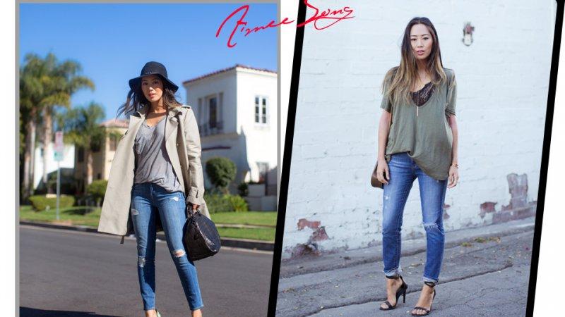 El estilo de Aimee Song