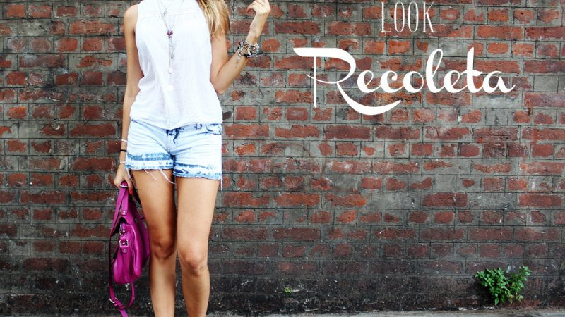 Look: RECOLETA