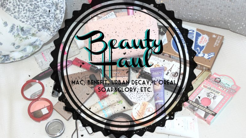 Beauty Haul ♥