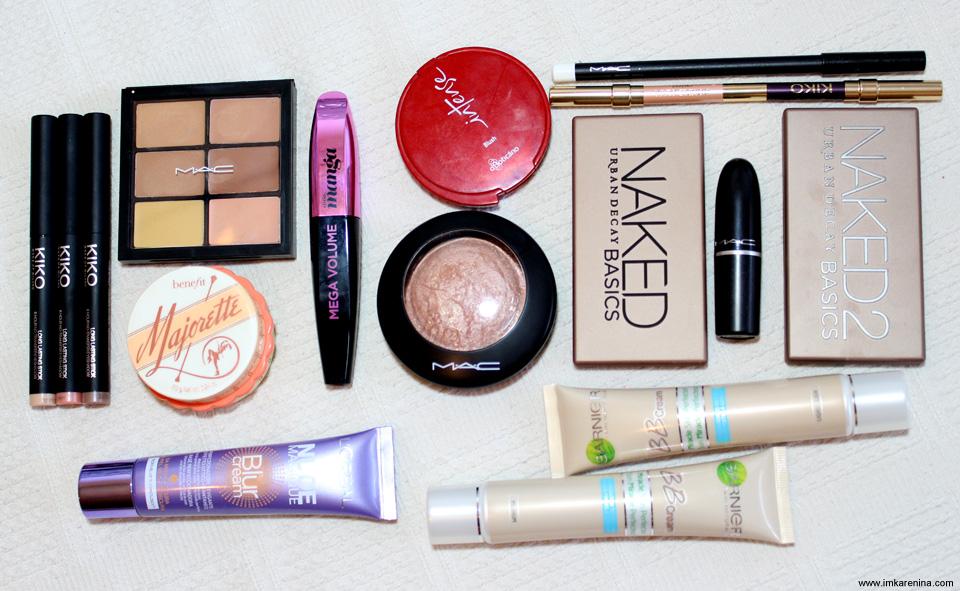 beauty-haul-kiko-mac-loreal-nakedbasics