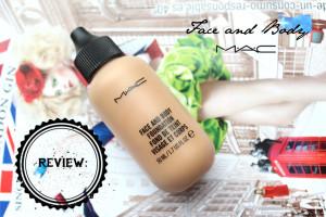 Base Face & Body - MAC
