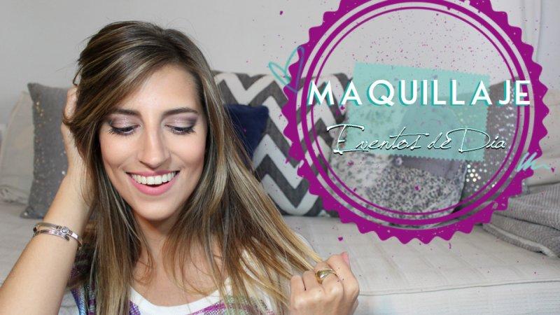 Maquillaje para Eventos de Día – I'm Karenina TV