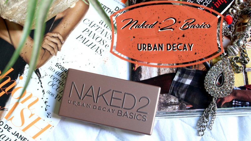 Naked 2 Basics – URBAN DECAY