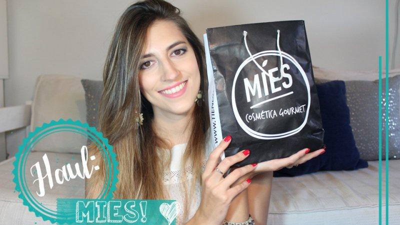 Haul: MIES Cosmética Gourmet – I'm Karenina TV