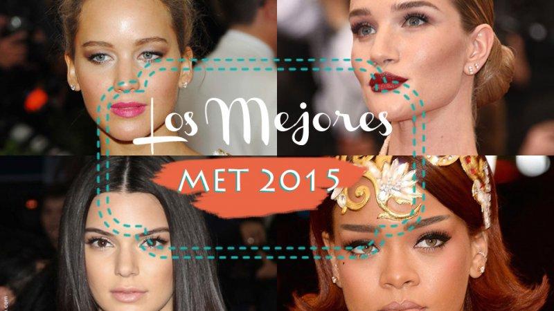 Los mejores: MET 2015