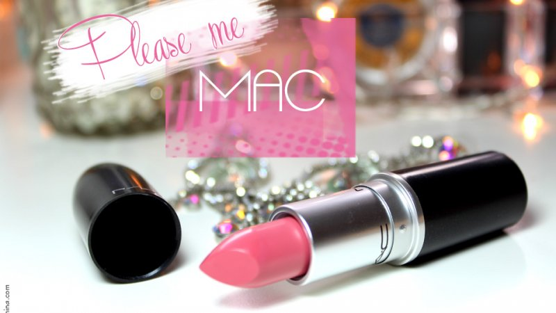 Please Me – MAC