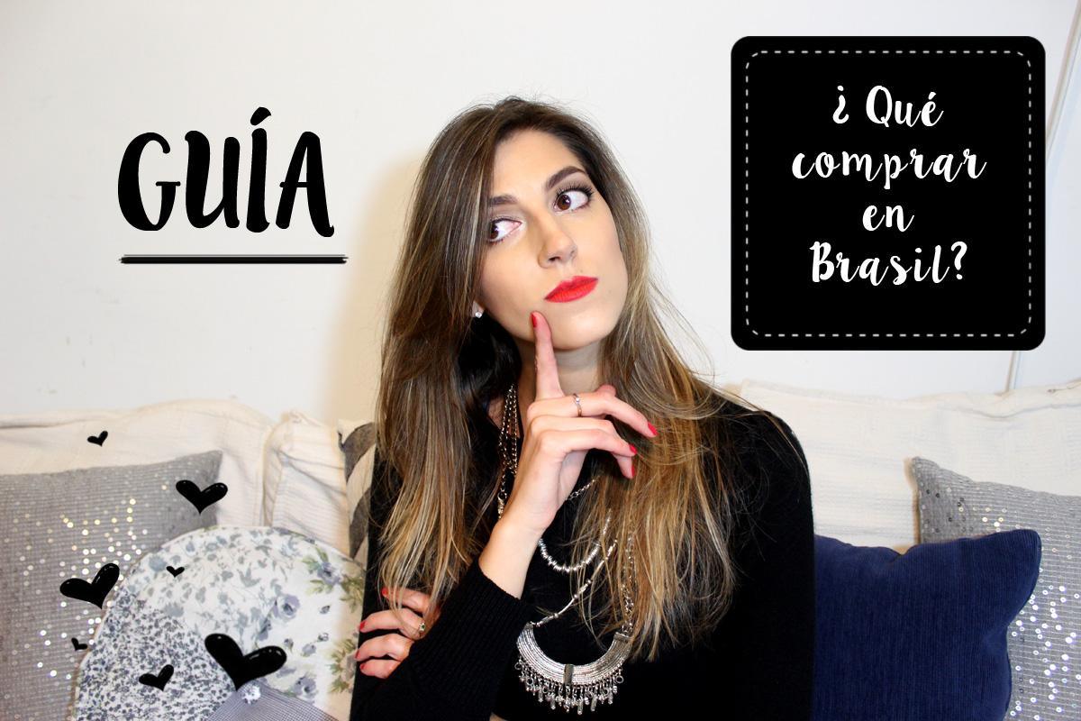 Guía de compras en Brasil – I'm Karenina TV