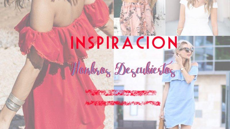 Inspiración: Hombros Descubiertos