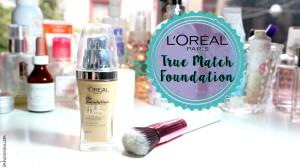 True Match Foundation - L'OREAL