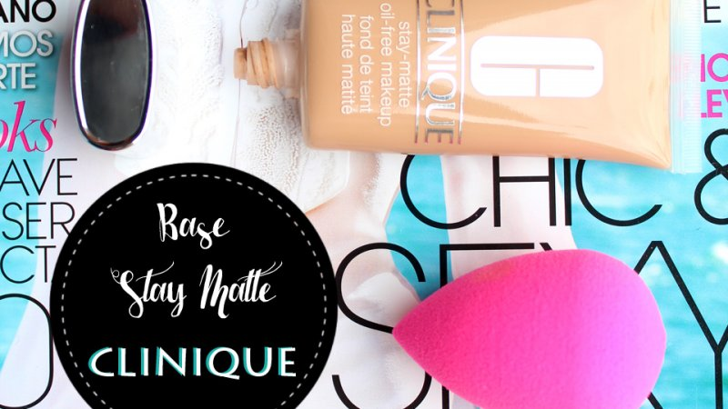 Base Stay Matte «11 Honey» – CLINIQUE