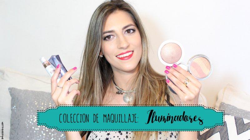 Colección de Maquillaje: ILUMINADORES – I'm Karenina TV