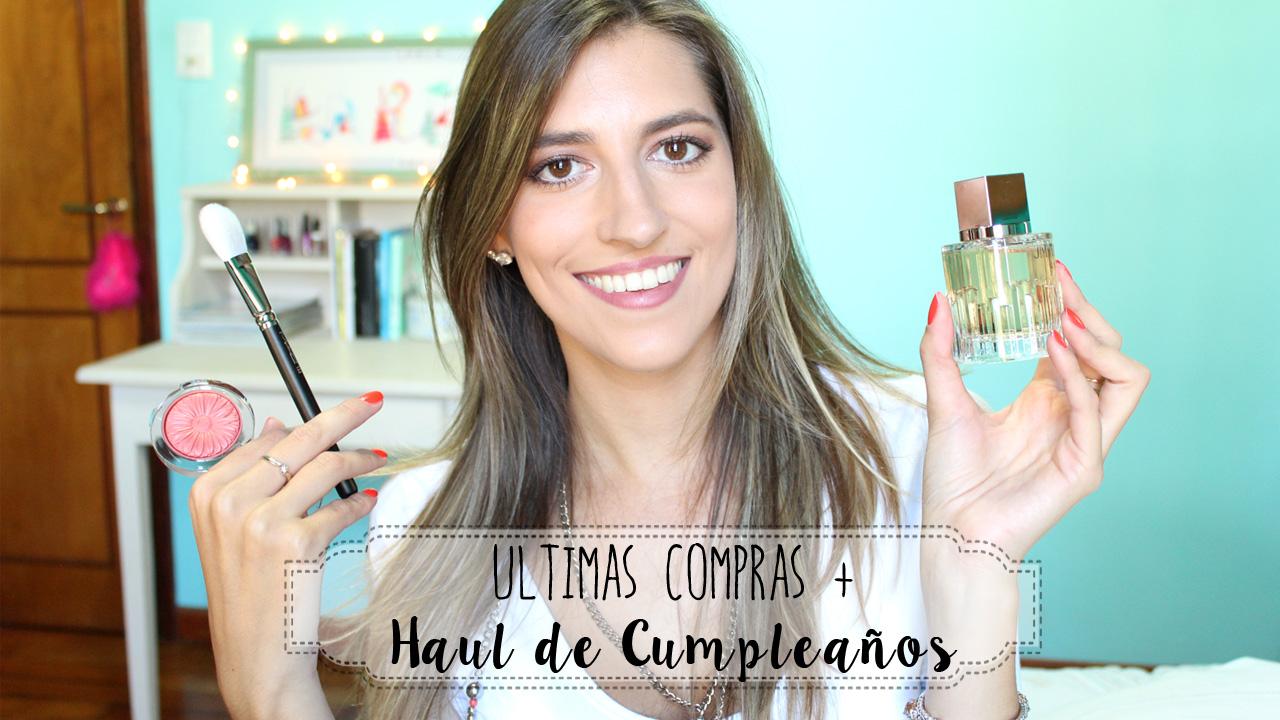 Últimas compras + Haul de cumpleaños – I'm Karenina TV