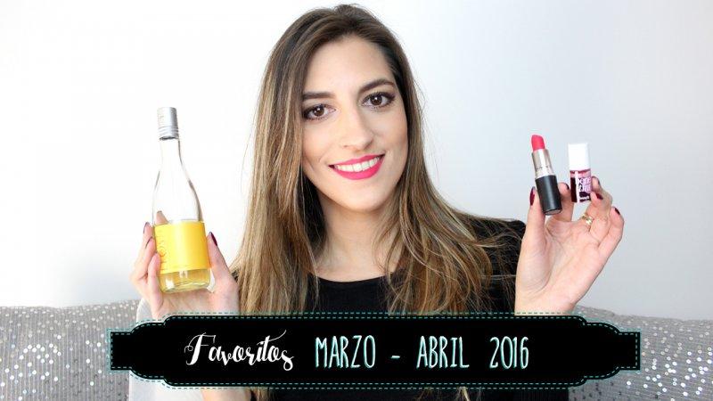 Favoritos Marzo/Abril 2016 – I'm Karenina TV