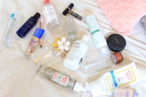 Empties #5: Cuidado de la piel & Makeup | I'm Karenina TV
