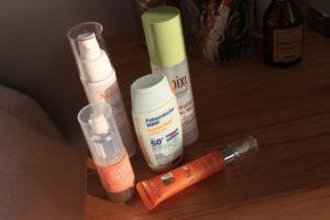 Productos que estoy amando para el cuidado facial de la mañana | I'm Karenina TV