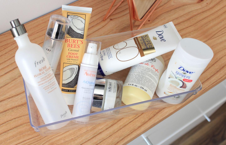 20 productos para hidratarte de pies a cabeza